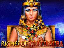 Играйте в автомат Riches Of Cleopatra