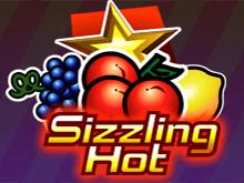 Аппарат Sizzling Hot на деньги